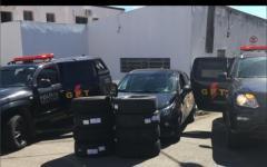 Quatro pessoas são presas suspeitos de estelionato e associação criminosa em Catalão