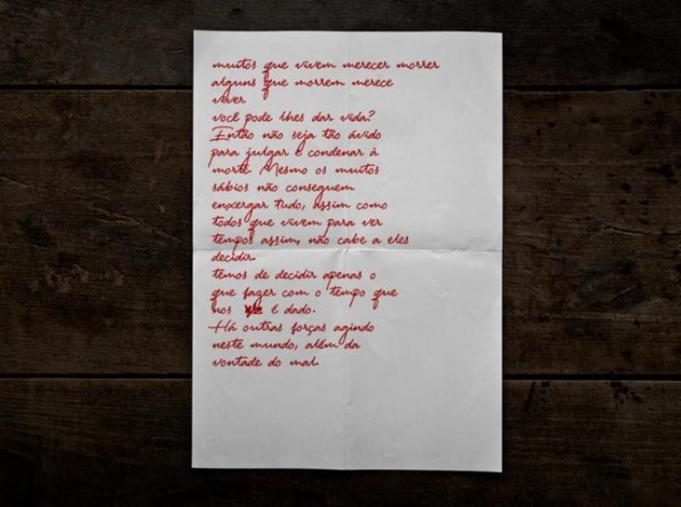 """Carta encontrada em esconderijo de Lázaro: """"Muitas pessoas merecem morrer"""""""