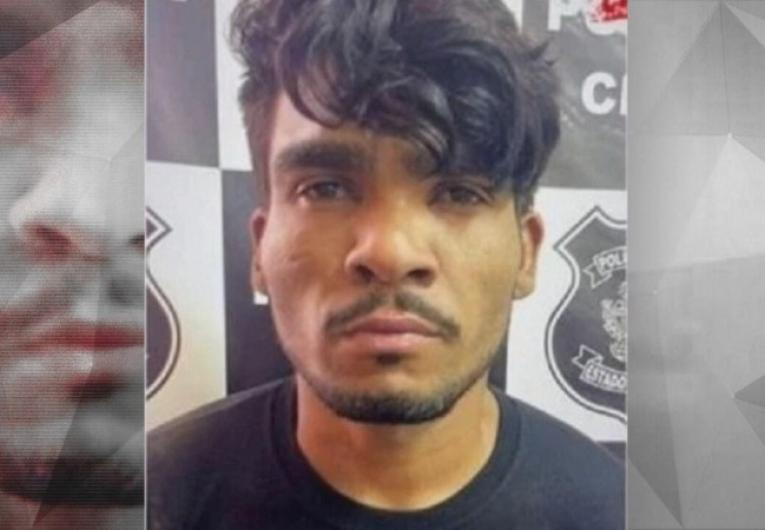 Lázaro Barbosa morre após ser preso em Goiás