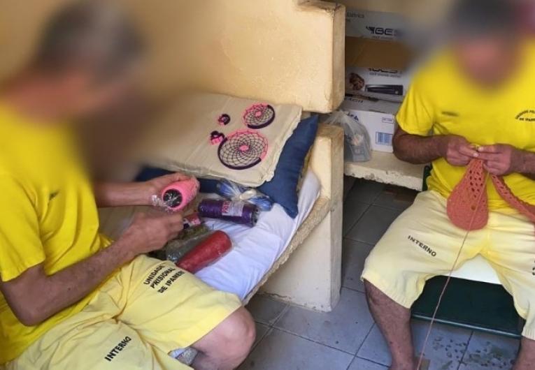 90% dos custodiados da Unidade Prisional de Ipameri estão inseridos em projetos de ressocialização
