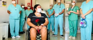 Goiás sai da zona amarela de risco após queda na ocupação de UTIs para covid