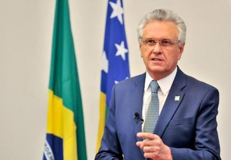 Caiado anuncia concursos púbicos em Goiás com 2.031 vagas em 2022