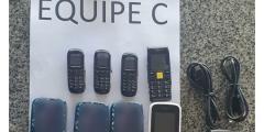 Servidores penitenciários interceptam a entrada de oito aparelhos celulares na UPR de Catalão