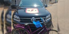 Em Ipameri GPT recupera bicicleta furtada