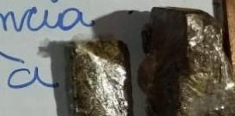 Servidores interceptam arremesso de drogas para dentro da UPR de Caldas Novas