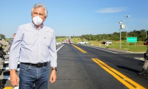 Governador transforma Goiás em canteiro de obras com R$ 1 bi até o final de 2021