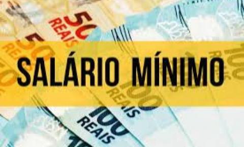 Governo vê alta em índice de correção e valor do salário mínimo pode subir mais em 2022