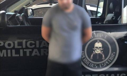 AÇÃO INTEGRADA ENTRE PCMG/ PMGO (CPE Catalão e BOPE) prendem autor de um crime bárbaro ocorrido em Uberlândia/MG
