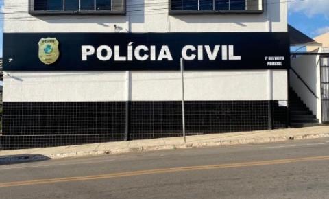 Condenando por homicídio em Cristalina é preso pela polícia em Catalão