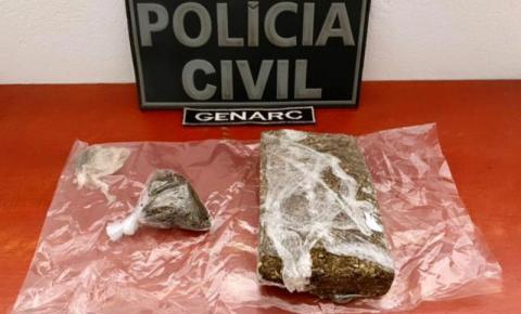 POLÍCIA CIVIL DEFLAGRA A