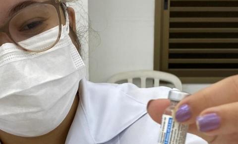 Número de brasileiros com primeira dose de vacina supera 70 milhões