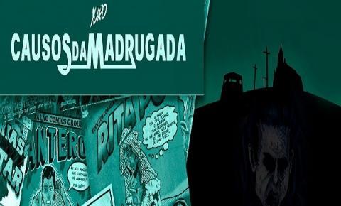 Artista catalano Yuro lança segunda parte do quadrinho 'Causos da Madrugada'