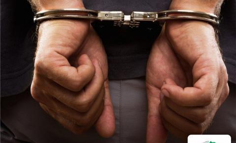 GPT de Ipameri cumpre mandado de prisão e prende traficante de drogas