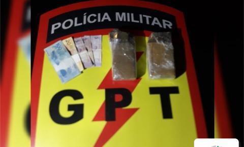 Quatro pessoas são presas por tráfico de entorpecentes em Ipameri
