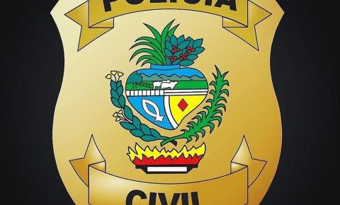 Polícia Civil de Pires do Rio prende adolescente suspeito de participação em homicídio