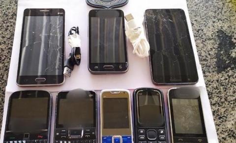 Em Catalão, servidor penitenciário frustra a entrada de celulares na UPR