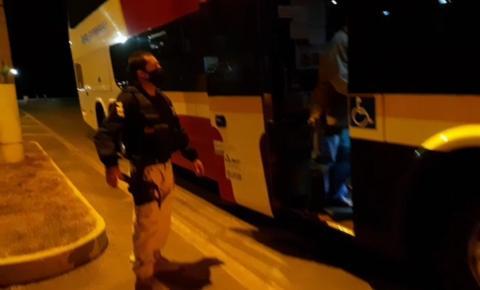 Desaparecido é resgatado pela PRF na BR-050, em Catalão