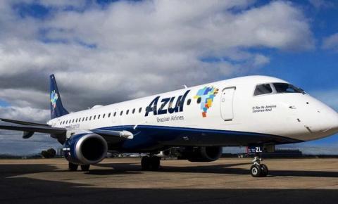 Companhia Azul volta a operar em Caldas Novas em dezembro