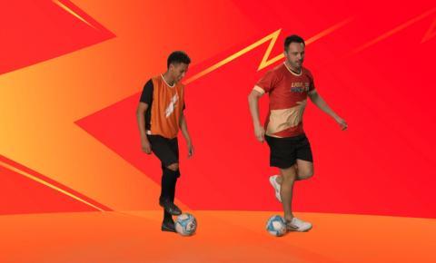 Estrelas do esporte brasileiro se unem para levar esporte on-line para crianças