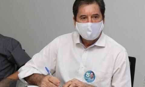 Maguito Vilela passa por cirurgia após sangramento no pulmão