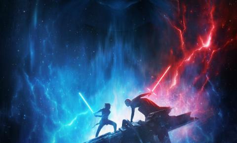 Star Wars: A Ascensão Skywalker, grande estreia do mês, chega às telas do Shopping Granja Vianna