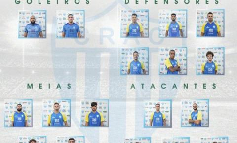 Crac apresenta elenco para o complemento do Goianão 2020 e para a temporada 2021