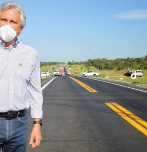 Governo investe R$ 13,2 milhões em estradas na região de Caldas Novas